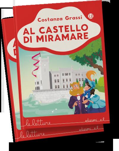 Al Castello di Miramare - Copertina